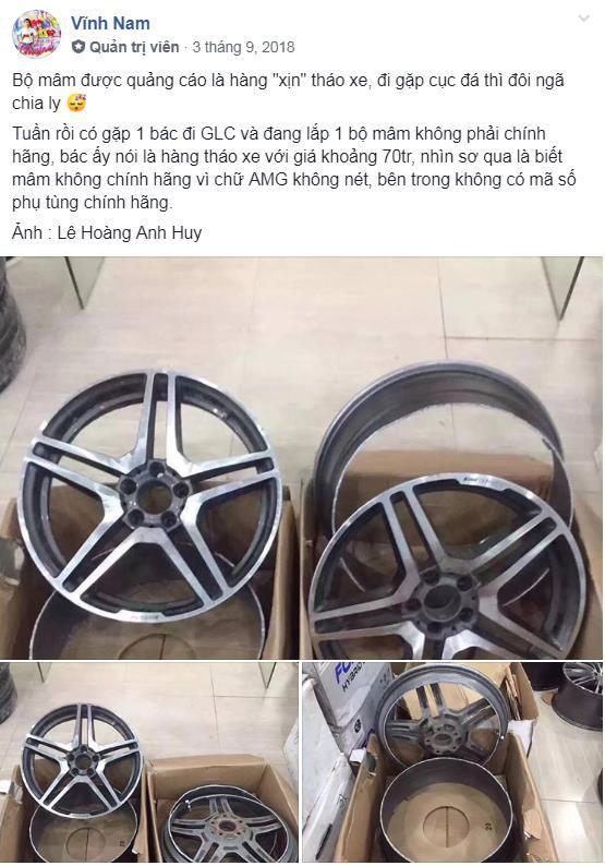 Cẩn trọng với phụ tùng ô tô giả tại Việt Nam - Ảnh 5.
