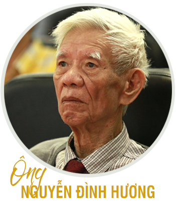 Chuyện thú vị ở lễ mừng thọ 90 tuổi của ông Nguyễn Đình Hương, nguyên Phó Ban tổ chức Trung ương Đảng - Ảnh 2.