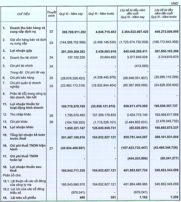 Phát Đạt (PDR): Lãi ròng 9 tháng tăng 17% lên 402 tỷ đồng, đã huy động thực tế hơn 1.300 tỷ trái phiếu - Ảnh 2.