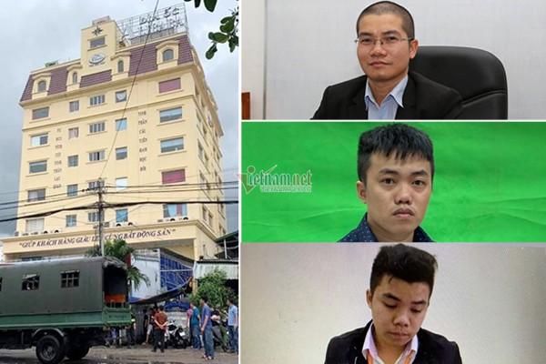 Vụ địa ốc Alibaba, Nguyễn Thái Luyện chỉ đạo nhân viên làm lớn chuyện - Ảnh 1.