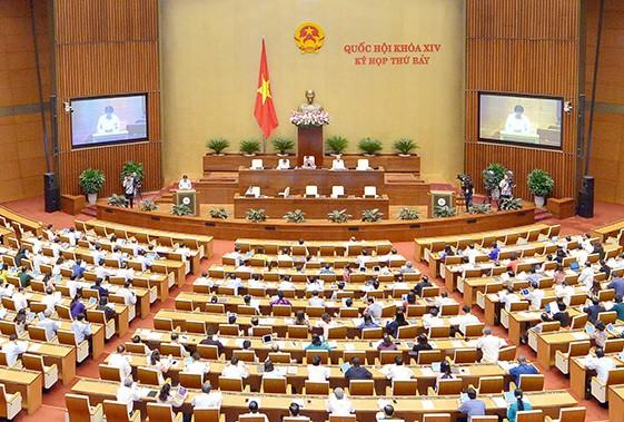 TRỰC TIẾP: Quốc hội khai mạc kỳ họp thứ 8 - Ảnh 6.