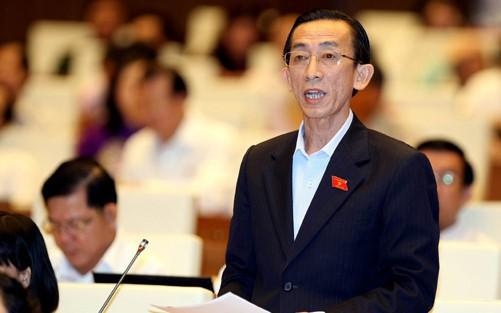 ĐBQH Trần Hoàng Ngân: Sở giao dịch chứng khoán Việt Nam nên giữ 100% vốn Nhà nước, tránh vết xe đổ ACV - Ảnh 1.