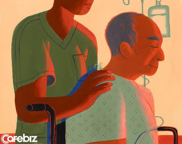 Nằm trong phòng bệnh ICU, tôi ngộ ra được sự thật lớn nhất đời người: Không phải người nhà, bạn bè, hay bác sĩ, chính chúng ta mới là người tự giải cứu đời mình - Ảnh 1.