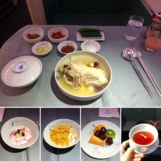 Suất ăn hạng nhất của 15 hãng hàng không này sẽ làm thay đổi quan niệm của bạn về chuyện ăn uống trên máy bay - Ảnh 27.
