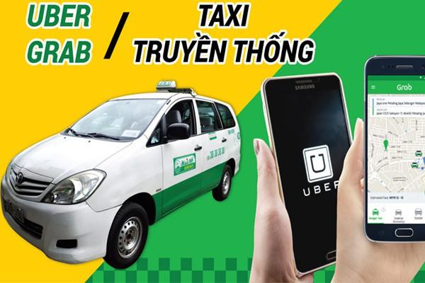 Đề xuất mới nhằm quản lý Grab và taxi công nghệ tại VN - ảnh 1