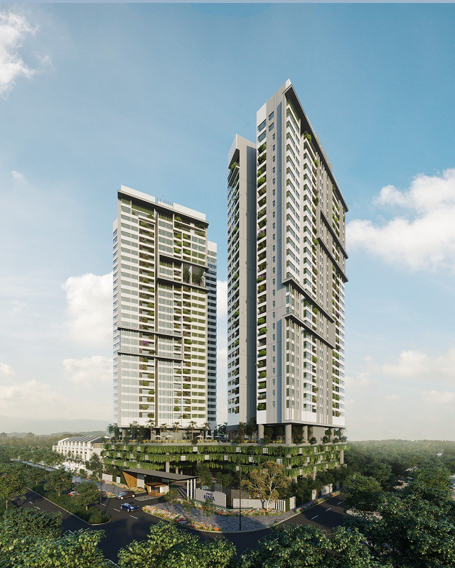 Chính thức ra mắt 2 tòa chung cư đầu tiên tại khu đô thị Park City Hanoi - Ảnh 1.