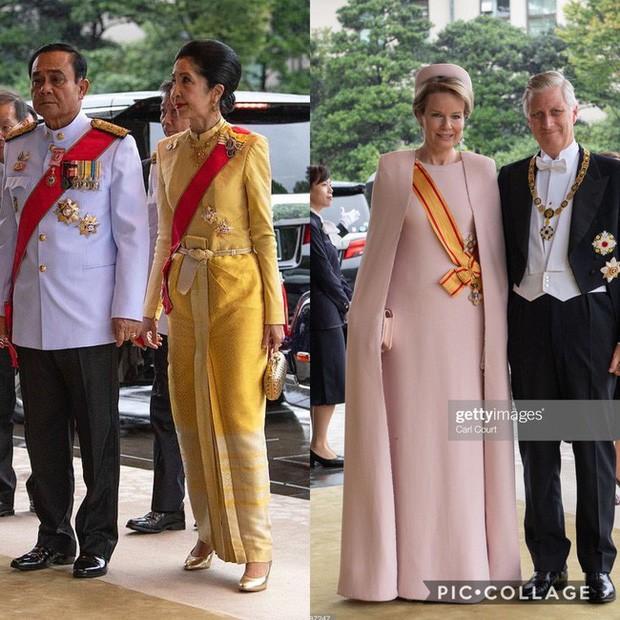 Phu nhân Thủ tướng Nhật Bản bỗng hứng búa rìu dư luận vì sai lầm nghiêm trọng trong lễ đăng quang của Nhật hoàng - Ảnh 4.