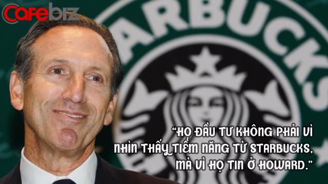 Bài học thành công từ 6 cam kết tạo nên đế chế hùng mạnh Starbucks: Tái phát minh cà phê, tuyệt đối không e sợ những người tài giỏi hơn bạn... - Ảnh 2.