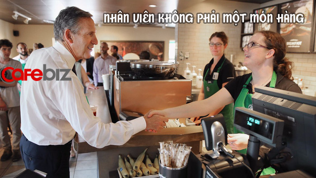 Bài học thành công từ 6 cam kết tạo nên đế chế hùng mạnh Starbucks: Tái phát minh cà phê, tuyệt đối không e sợ những người tài giỏi hơn bạn... - Ảnh 3.
