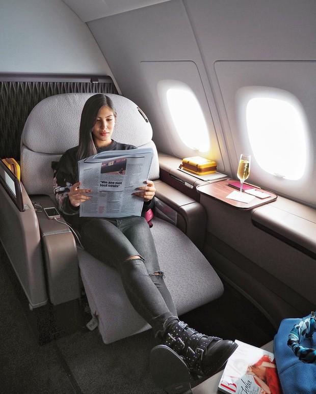 Sự thật về 4 hạng ghế phổ biến trên máy bay: Hạng thương gia (Business Class) không phải là cao cấp nhất như nhiều người nghĩ - Ảnh 3.