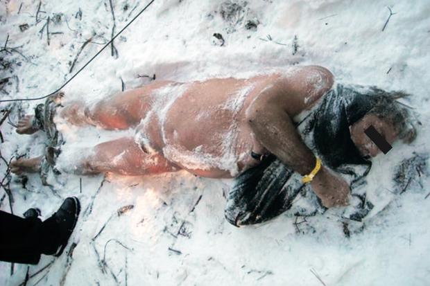 Vụ 39 thi thể trong container: Tại sao rất nhiều nạn nhân không mặc quần áo khi xe lạnh đến âm 25 độ C? - Ảnh 3.