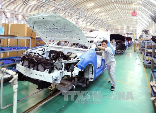 Cần chính sách đột phá phát triển công nghiệp ô tô - Ảnh 1.