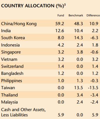 Quỹ chuyên đầu tư vào thị trường Châu Á đẩy mạnh giải ngân cổ phiếu Việt Nam - ảnh 4
