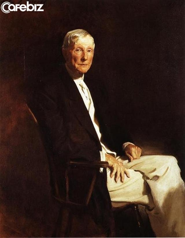 4 thủ thuật điều khiển người của ông vua dầu mỏ John D. Rockefeller, mở ra bí quyết thành công cho các nhà quản lý - Ảnh 3.