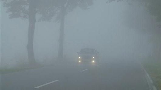 Kinh nghiệm nằm lòng khi lái xe trong thời tiết sương mù - Ảnh 5.