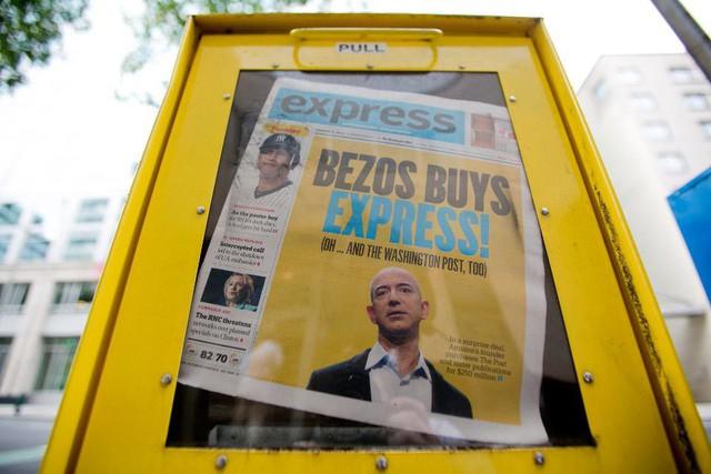 Nhìn lại những nấc thang 55 cuộc đời của tỷ phú Jeff Bezos: Từ gã bán sách bị Phố Wall mỉa mai đến vị trị số 1 chưa có người thay thế - Ảnh 10.