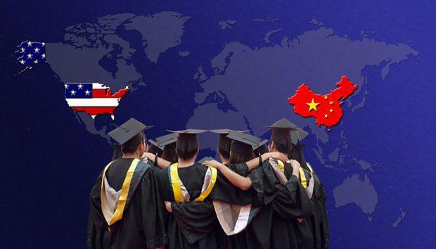 Bị ông Trump thắt chặt visa cho du học sinh, Trung Quốc không những tìm địa điểm thay thế, mà thậm chí còn mua lại hàng chục trường đại học, cao đẳng ở Mỹ và các nước phát triển - Ảnh 2.