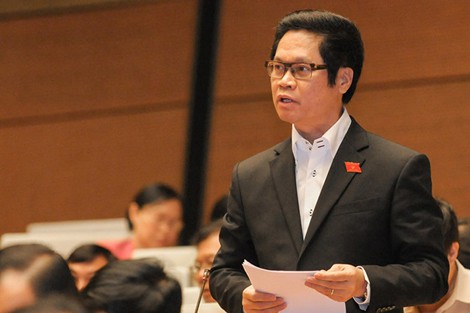 Đại biểu Quốc hội Vũ Tiến Lộc: Nhiều chuyên gia nói Việt Nam hưởng lợi từ chiến tranh thương mại nhưng thực tế chứng minh điều ngược lại - Ảnh 1.