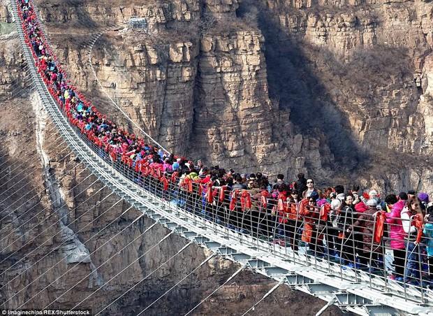 """Nóng: Hơn 32 công trình cầu kính nổi tiếng của Trung Quốc bất ngờ đóng cửa, trong đó có cả """"thiên đường sống ảo"""" Trương Gia Giới - Ảnh 6."""