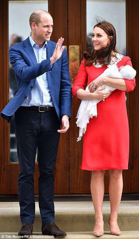 Một loạt dấu hiệu phản chủ cho thấy Công nương Kate có thể đã nhờ người mang thai hộ trong 3 lần sinh nở - Ảnh 6.