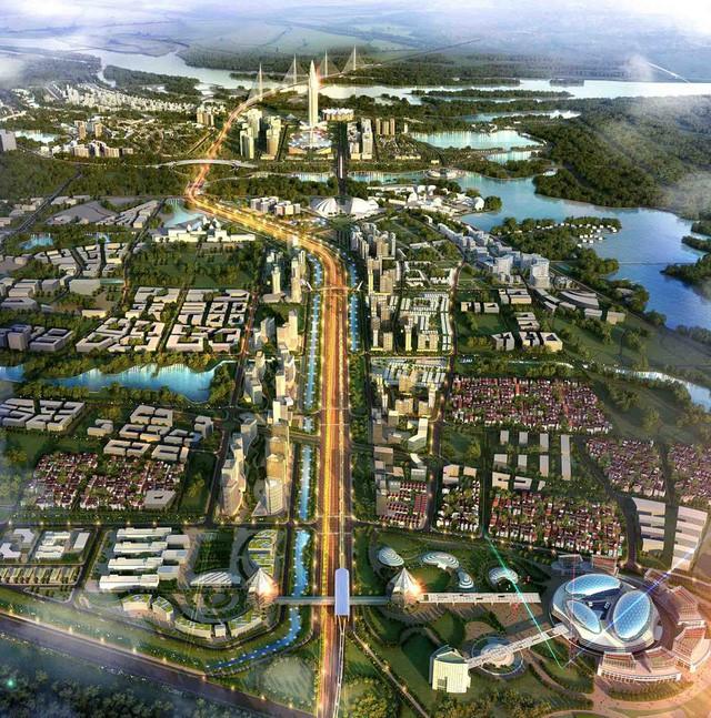 Chính thức động thổ siêu dự án 4 tỷ USD tại Đông Anh, Hà Nội - Ảnh 6.