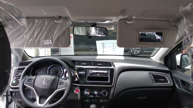 Honda City bản giá rẻ về đại lý, tăng sức nóng trong cuộc đua với Toyota Vios và Hyundai Accent - Ảnh 6.