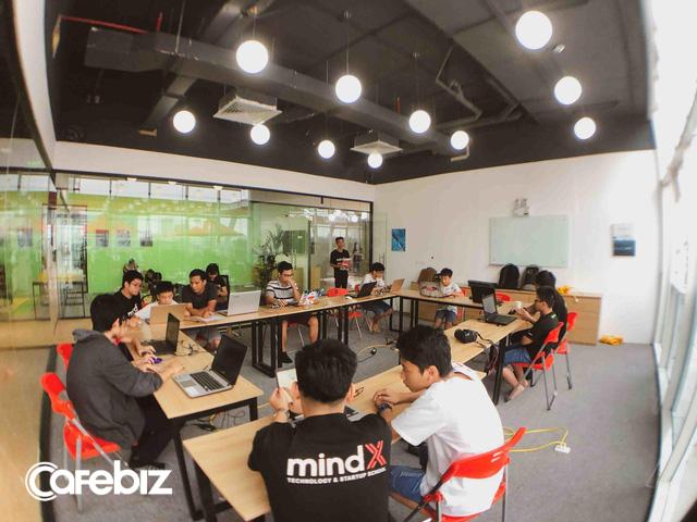 Mang giấc mơ xây dựng Little Silicon Valley trên khắp Việt Nam, MindX gọi vốn thành công 500.000 USD - Ảnh 1.