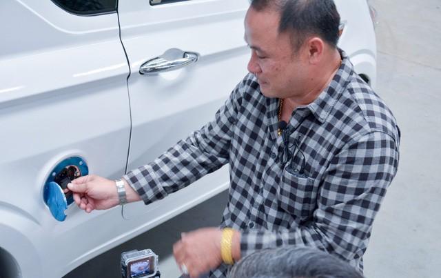 Cộng đồng mạng phát sốt với chiếc ô tô điện 'xịn xò' chở được 2-3 người: Vừa không phải hít bụi mịn vừa thân thiện với môi trường lại có giá chỉ 75 triệu đồng bằng một chiếc xe máy! - Ảnh 6.
