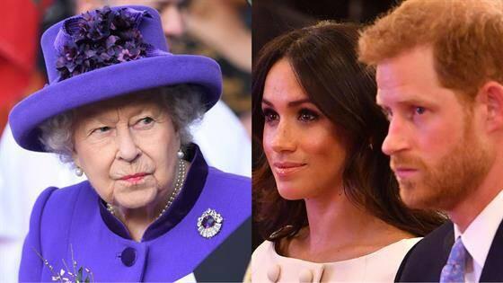 Nữ hoàng Anh bày tỏ thái độ không hài lòng với vụ kiện thiếu khôn ngoan của vợ chồng Meghan Markle - Ảnh 2.
