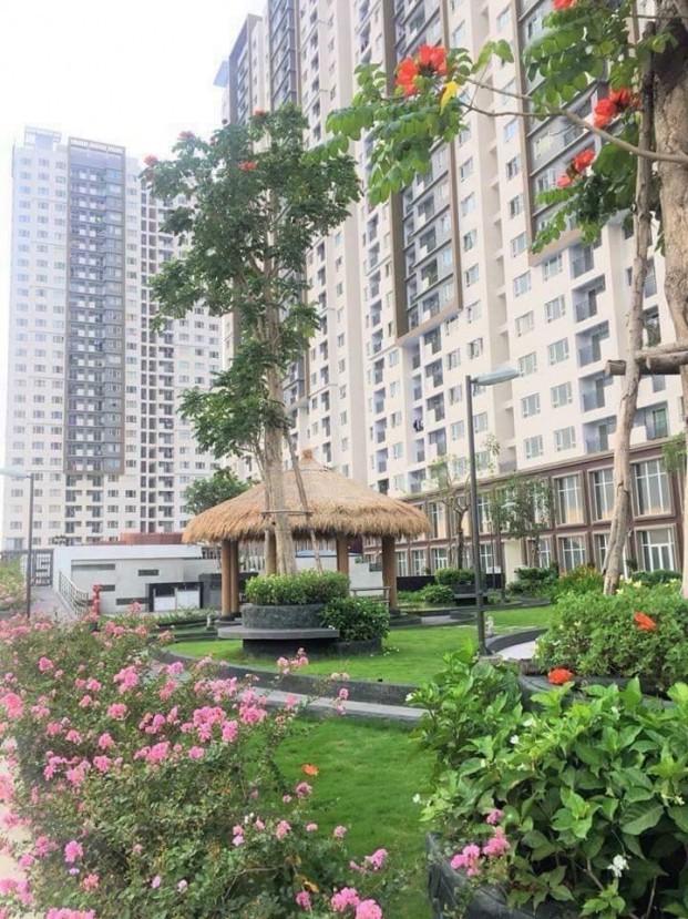 Hỗ trợ gần 300 triệu cho các hộ dân vụ cháy chung cư The Park Residence - Ảnh 2.