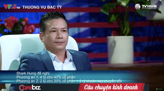 Nhận định Món Huế sập bởi NĐT tham lam chiếm 90% cổ phần, nhưng Shark Hưng vừa đưa ra offer lấy 40% cổ phần trong khi NĐT cũ đã giữ tới 54% - Ảnh 2.