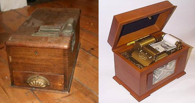 Thiên tài lừa đảo khét tiếng mọi thời đại Victor Lustig: Bán 'đống sắt vụn' Eiffel đến 2 lần, sở hữu 'Chiếc hộp Rumani' biến giấy thành tiền, ngay cả trùm xã hội đen cũng lừa không tha! - Ảnh 2.