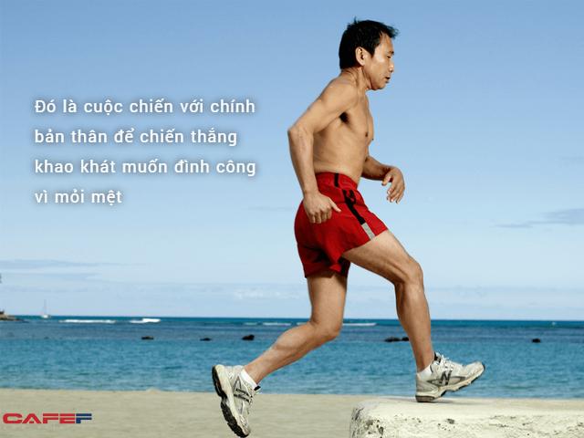 Chạy bộ 10km mỗi ngày, cuộc sống của tôi hoàn toàn thay đổi: Minh mẫn, sáng tạo và thành công hơn - Ảnh 1.