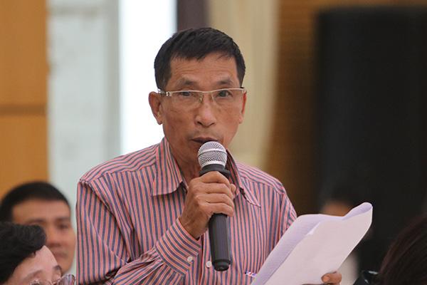 Chủ tịch Hà Nội: Không có lợi ích nhóm của ai ở nhà máy nước sông Đuống - Ảnh 2.