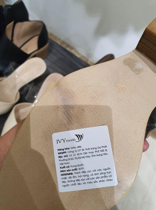 """Trong lúc em trai Nguyễn Vũ Hải Anh và Seven.AM vướng scandal """"cắt mác Tàu, gắn nhãn Việt"""", CEO Ivy Moda liên tiếp đăng video chứng tỏ mình không giống """"người anh em"""" - Ảnh 2."""