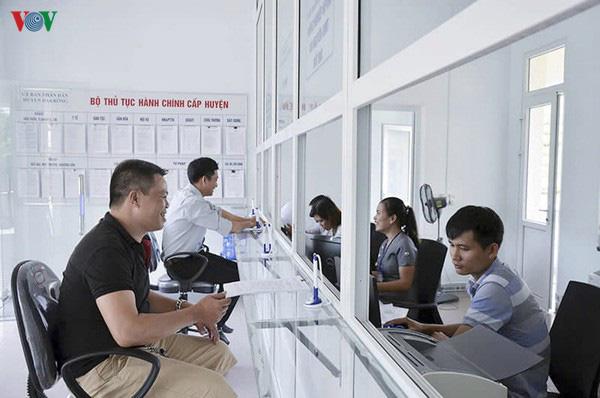 Sáp nhập đơn vị hành chính ở Quảng Trị: 500 cán bộ dôi dư về đâu? - Ảnh 1.