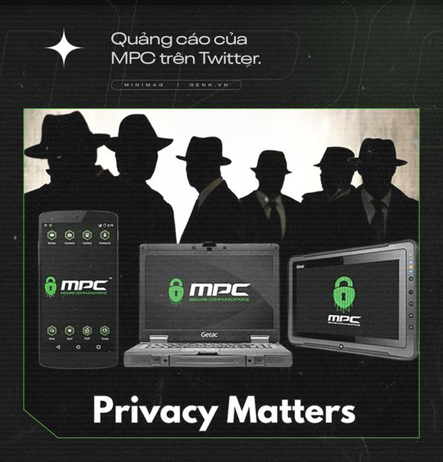 MPC - Công ty điện thoại bí ẩn và nguy hiểm bậc nhất thế giới, được điều hành bởi những tên tội phạm máu lạnh - Ảnh 7.