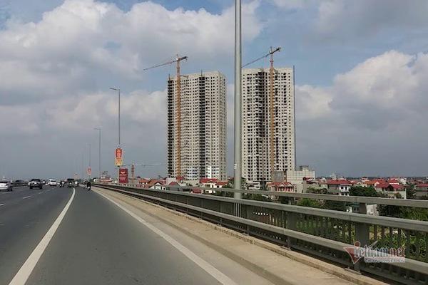 Thanh tra quy hoạch đường ngột thở ở Hà Nội hơn 2km 'nhồi' 40 cao ốc - Ảnh 1.