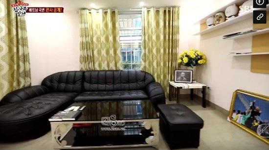 Ngắm căn nhà của thầy Park Hang Seo ở Hà Nội - Ảnh 4.