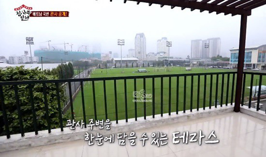 Ngắm căn nhà của thầy Park Hang Seo ở Hà Nội - Ảnh 9.
