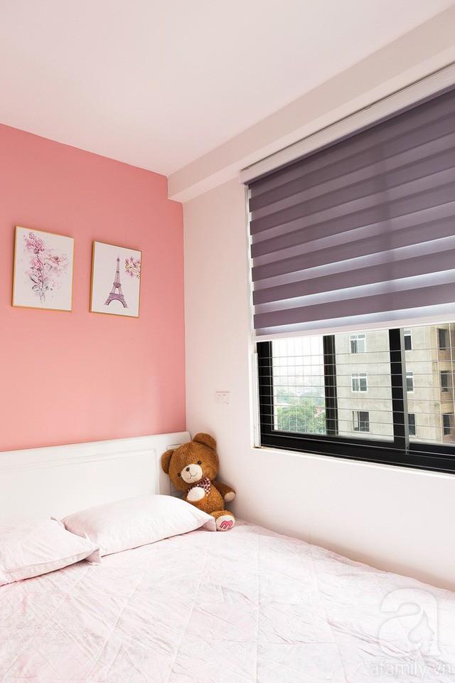 Căn hộ 100m² với 3 phòng ngủ ấm áp sau khi được cải tạo lại với tổng chi phí 380 triệu đồng - Ảnh 16.