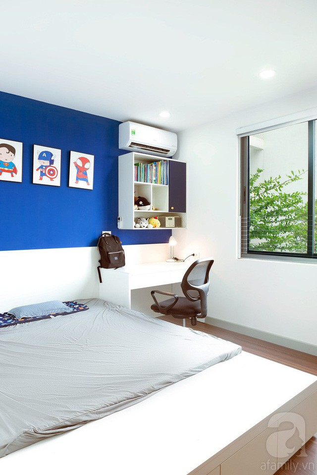 Căn hộ 100m² với 3 phòng ngủ ấm áp sau khi được cải tạo lại với tổng chi phí 380 triệu đồng - Ảnh 18.