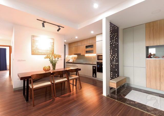Căn hộ 100m² với 3 phòng ngủ ấm áp sau khi được cải tạo lại với tổng chi phí 380 triệu đồng - Ảnh 3.