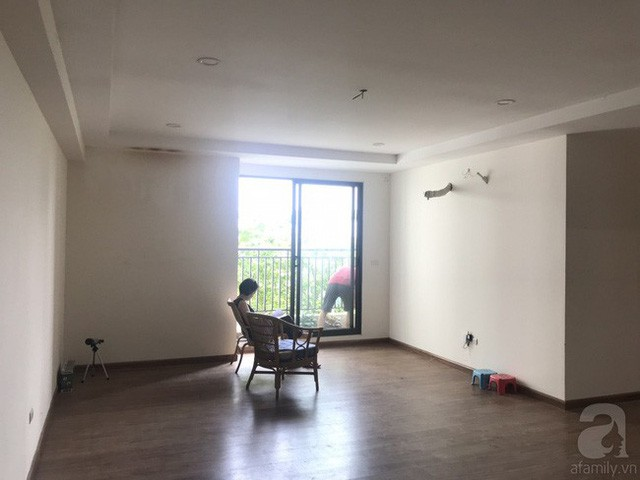 Căn hộ 100m² với 3 phòng ngủ ấm áp sau khi được cải tạo lại với tổng chi phí 380 triệu đồng - Ảnh 6.
