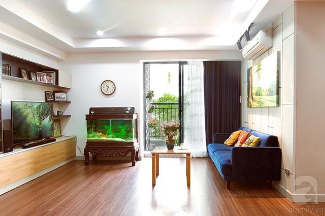 Căn hộ 100m² với 3 phòng ngủ ấm áp sau khi được cải tạo lại với tổng chi phí 380 triệu đồng - Ảnh 7.