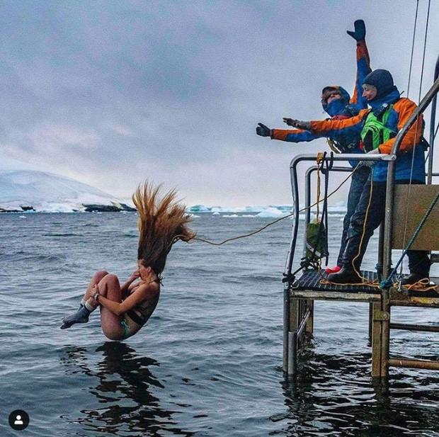 Nam Cực đang trở thành điểm du lịch hút khách mới trong tương lai, nghe thì vui nhưng đó lại là 1 dấu hiệu đáng buồn cho Trái Đất - Ảnh 8.