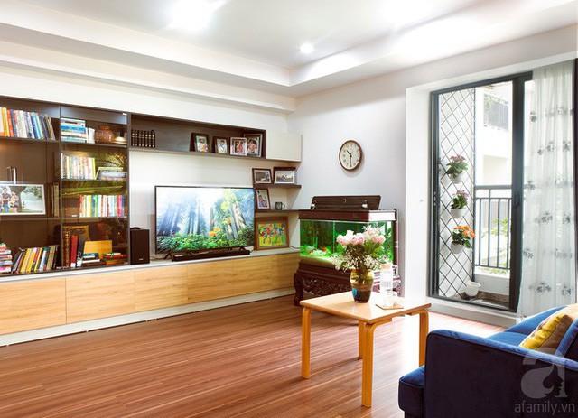 Căn hộ 100m² với 3 phòng ngủ ấm áp sau khi được cải tạo lại với tổng chi phí 380 triệu đồng - Ảnh 8.