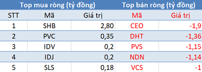 Phiên 20/11: Khối ngoại tiếp tục bán ròng, VN-Index lùi về mốc 1.000 điểm - Ảnh 2.