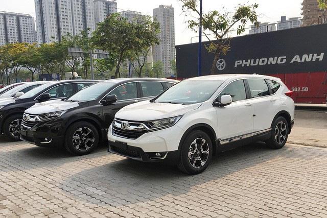 Bán chạy nhất phân khúc, Honda CR-V 2019 giảm giá cao nhất 50 triệu đồng trong mùa mua sắm cuối năm - Ảnh 1.
