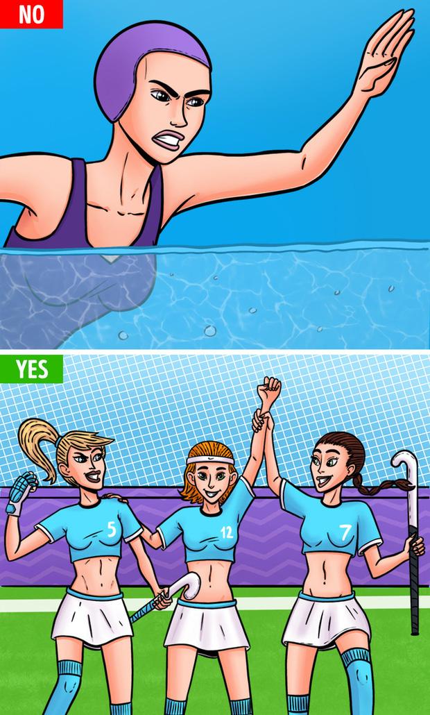Không chỉ tốt cho sức khoẻ, tập thể dục thường xuyên đôi khi mang lại hạnh phúc cho bạn hơn cả việc có thu nhập cao ngất ngưởng - Ảnh 3.